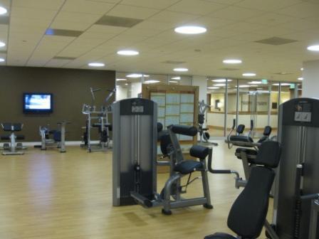Fitness Center, Sheraton Denver Downtown