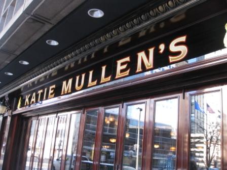 Katie Mullen's Irish Pub, Sheraton Denver Downtown