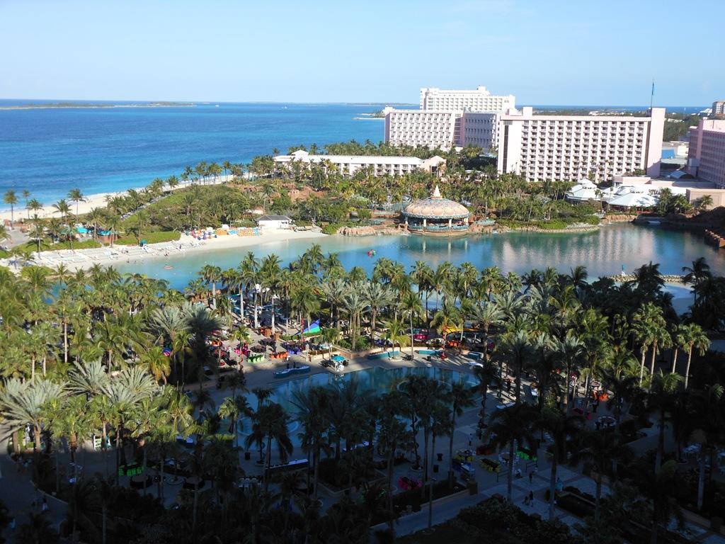 Hotel Reviews: Atlantis Resort Paradise Island, Nassau