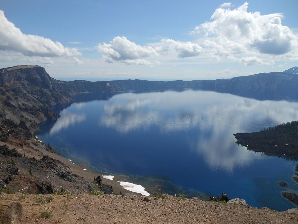 Crater Lake National Park Rim Drive and Dip - Loyalty Traveler