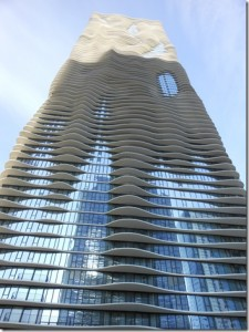Radisson Blu Aqua Tower Chicago