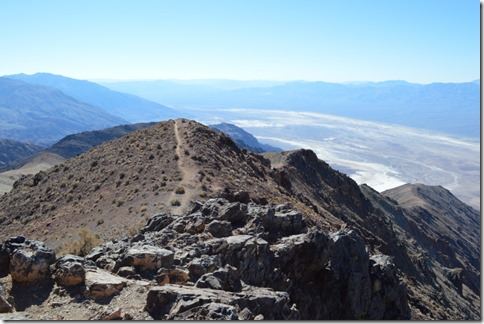 Dantes View south