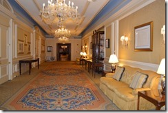 Henry Fine Art hallway