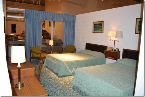 Holiday Inn room 1965