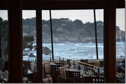 Pacific's Edge restaurant
