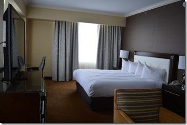 Hilton King jr suite