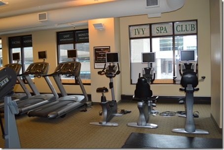 Hotel Ivy fitness-2