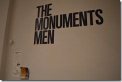 The Monuments Men MIA