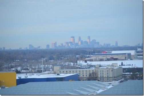 Minneapolis view