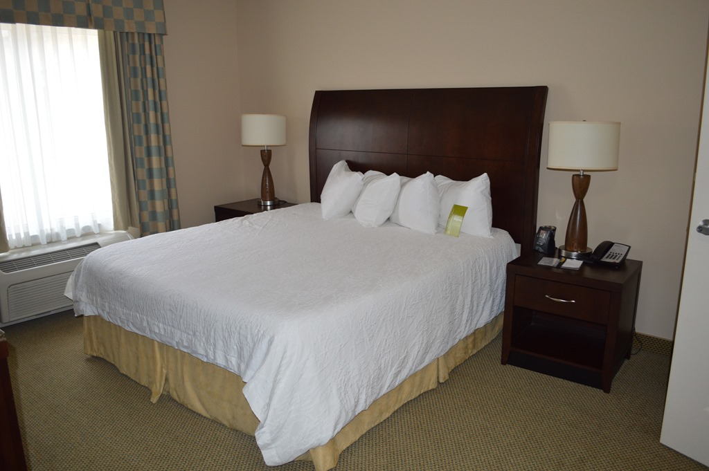 Hotel Review Upgraded Hilton Garden Inn Ames Iowa