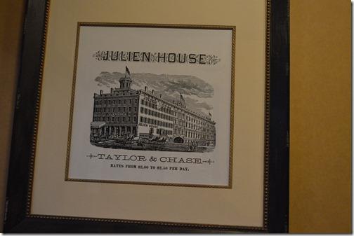 Julien House historic