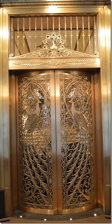 Peacock Doors