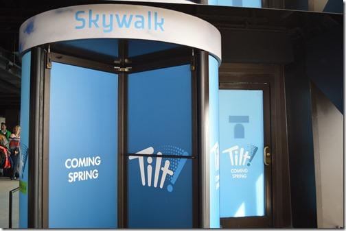 Tilt Skywalk