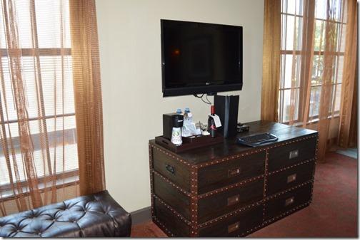 Bohemian room tv