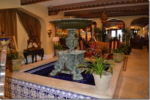 Casa Monica lobby