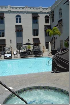 Casa Monica pool
