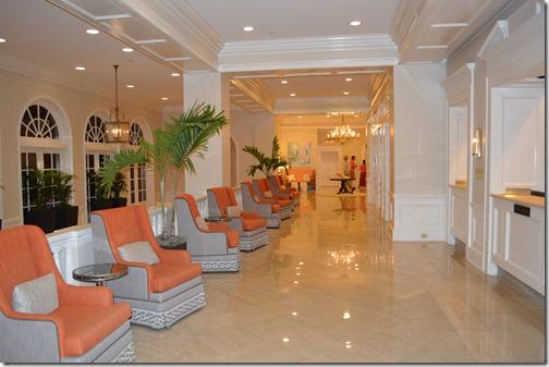 Mills House lobby