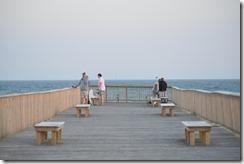 DoubleTree pier
