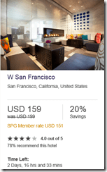 W-SF rate