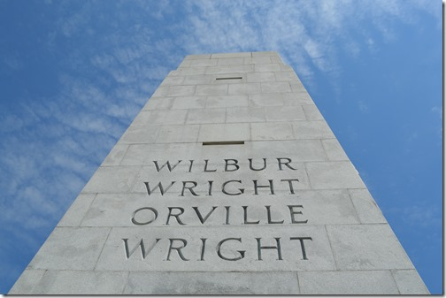 Wright Monument