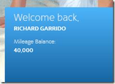 AA.com mileage balance