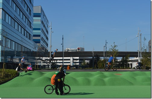 Bergen bike park