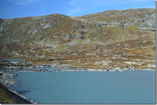 Fense glacial river