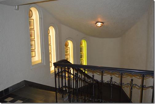 Havnekontoret stairwell
