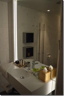 Room 603 sinks