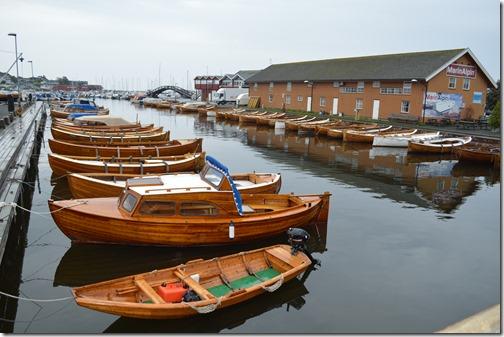 Stavern boats