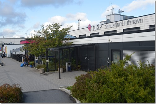Torp Sandefjord Airport