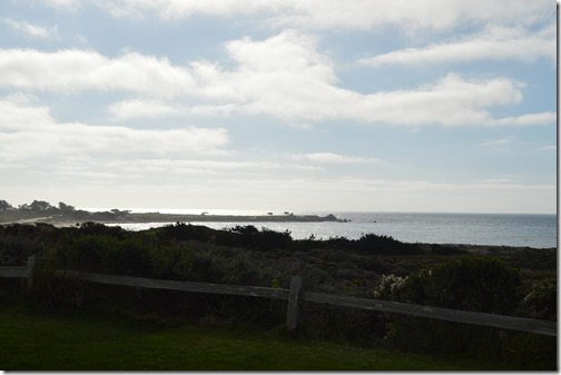 View from Inn Spanish Bay