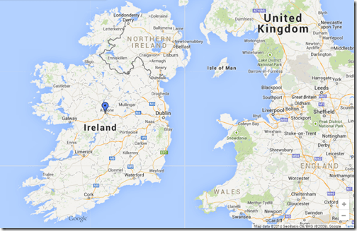 Athlone Ireland
