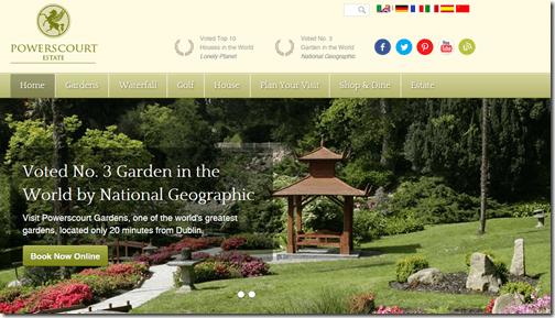 Powerscourt Garden