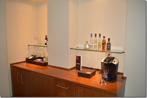 Andaz San Diego mini-bar