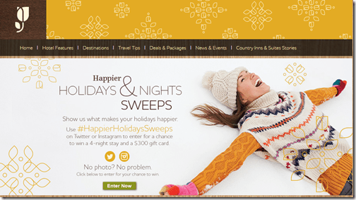Country Inns Happier Holidays