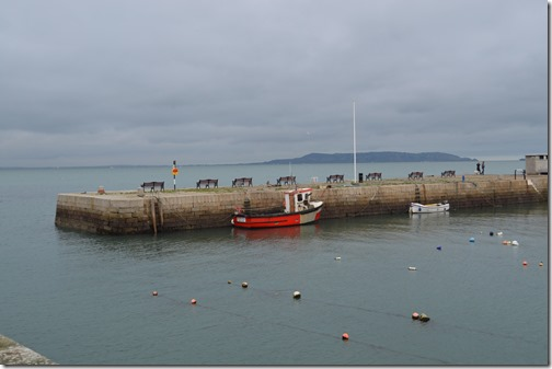 Dalkey harbor