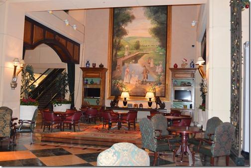 Grand Hyatt lobby-2