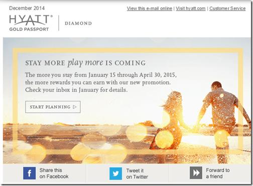Hyatt 2015Q1 offer
