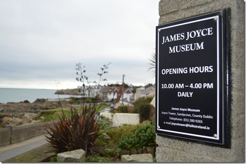 James Joyce Museum