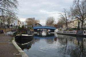 Paddington canals