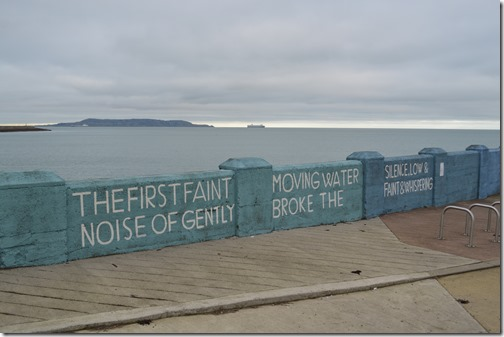 Seaside poetry