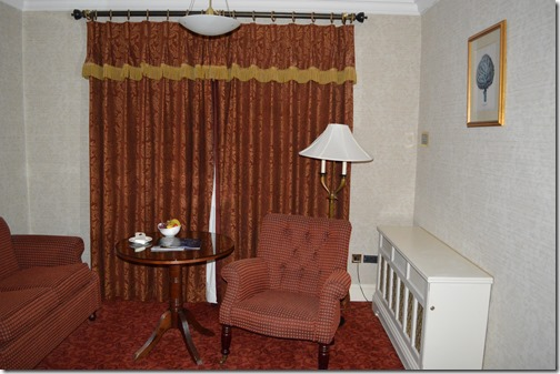 St. Helens narrow room