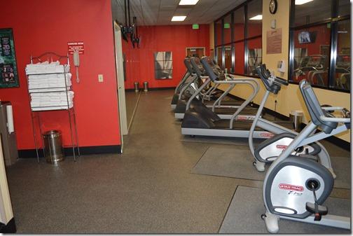 Rad SLC exercise room