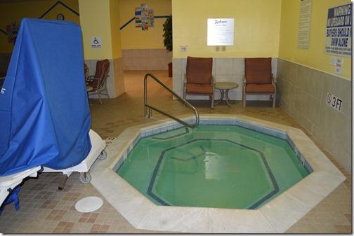Rad SLC hot tub