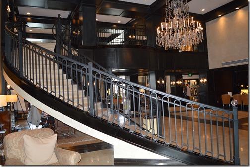 WA spiral stairs