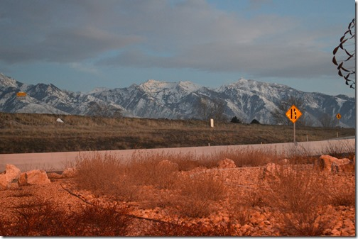 Wasatch from I-215