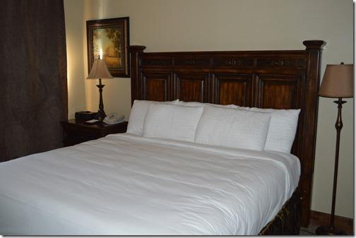 Hyatt Escala bed