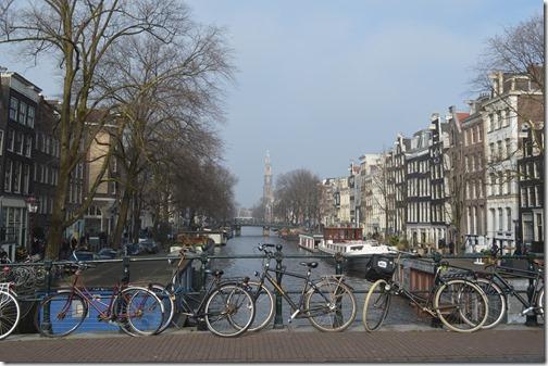 Westerkirk on Prinsengracht
