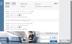LAX-BKK Delta $787 fare